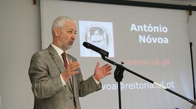 Formação docente - por António Nóvoa