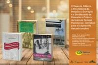 Lançamentos de livros - Editora Essentia