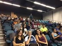 Licenciatura em Educação Física em encontro estadual na UERJ
