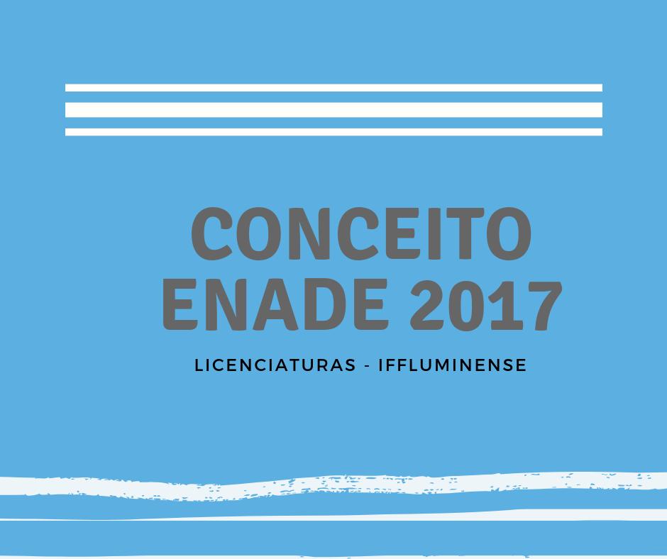 Licenciaturas  se destacam no ENADE 2017